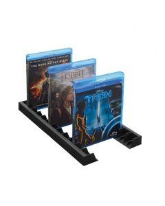 Storage Rails/Compact Disc (Set of 10) Black