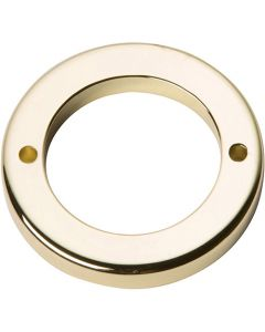 "French Gold 1"" [25.40MM] Round Base by Atlas sold in Each - 389-FG"