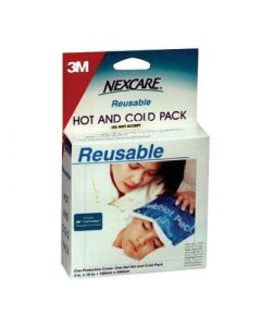 """3M™ 4 3/4"""" X 10 1/2"""" Blue Nexcare™ Reusable Cover For Nexcare™ 1570 Cold or Hot Pack (100 Per Box)"""