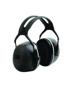 3M™ Peltor™ Black Model X5A/37274(AAD) Over-The-Head Hearing Conservation Earmuffs