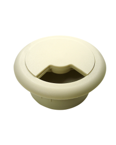 6200-029 50 mm X 25 mm Almond Grommet Wire Multi-opening