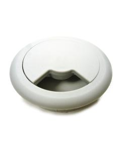 6215-021 50 mm X  Gray Grommet Wire