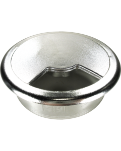 6249-079 80 mm X 25 mm Chrome Grommet Wire Multi-opening