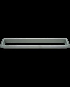"""6317-021  X 1"""" Gray Grommet Paper"""