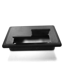 """6376-014  X 5/8"""" Black Grommet Wire Telescoping"""