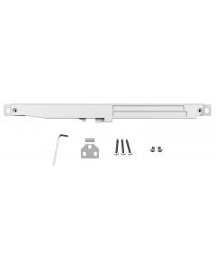 U.S. Futaba Stainless Steel Soft Close Mechanism for Flat Rail Barn Door Hardware
