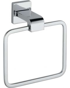 """Polished Chrome 5-13/16"""" [148.00MM] Towel Ring by Liberty - 77546"""