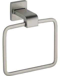 """Brilliance Stainless Steel 5-13/16"""" [148.00MM] Towel Ring by Delta - 77546-SS"""