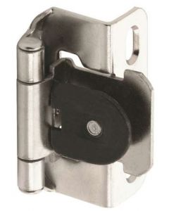 Nickel Single Demountable Hinge by Amerock sold as Pair - CMR871914