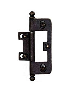 "Barcelona 3-1/8"" [79.30MM] Self-Mortise Hinge by Alno sold as Pair - A1093-BARC"