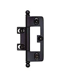 "Bronze 3-1/8"" [79.30MM] Self-Mortise Hinge by Alno sold as Pair - A1093-BRZ"