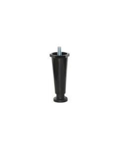 "A60-0633-R 4"" Plastic Thru Stud 200 lb  Leg"