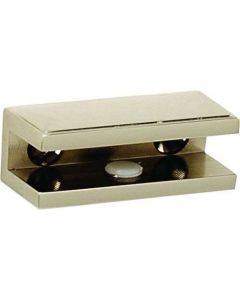 """Polished Nickel 1-3/8"""" [34.93MM] Shelving by Alno - A7550-PN"""