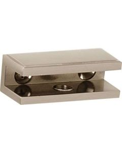 """Satin Nickel 1-3/8"""" [34.93MM] Shelving by Alno - A7550-SN"""