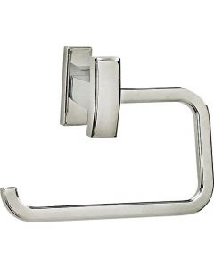 """Satin Nickel 5-1/2"""" [139.70MM] Tissue Holder by Alno sold in Each - A7566-SN"""