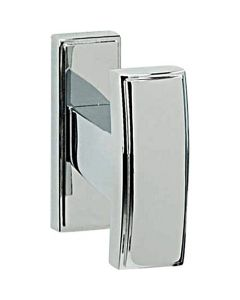 "Polished Chrome 2"" [51.00MM] Robe Hook by Alno sold in Each - A7580-PC"