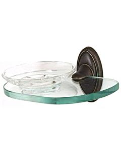 """Barcelona 6-5/8"""" [168.00MM] Soap Dish by Alno - A8030-BARC"""