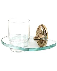 """Polished Antique 6-5/8"""" [168.00MM] Tumbler by Alno - A8070-PA"""