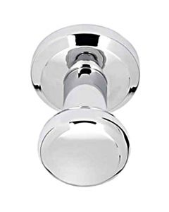 """Polished Chrome 1-5/16"""" [33.00MM] Robe Hook by Alno sold in Each - A8681-PC"""