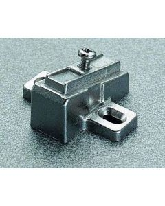 Baseplate Salice Cross Shape Cast Slip-on PN: B2V3BW9 15° Fixed Angle