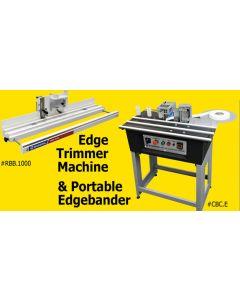 Edgebanding tools from Maksiwa