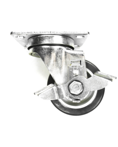 "CMP1-3PBB 3"" Brake Swivel 250 lb Caster"