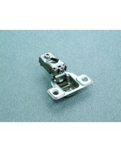 """7/16"""" Overlay Concealed Hinge Salice 106° Opening Screw-on Self-close Compact 1 Piece PN: CSP3899"""