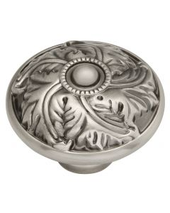 Antique Pewter Knob by Keeler Cabinet sold in Each - D36-9309