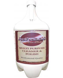 AULWOOD Multi-purpose Wood Cleaner & Polish 1 Gallon