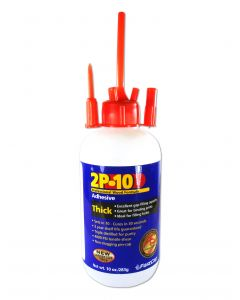 Fastcap 2P-10 Instant CA Glue Thick 10 Oz Ethyl Cyanoacrylate