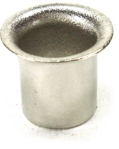 Shelf Pin Metal Grommet 7mm Nickel Finish Bag 100 PN: FT58274NI