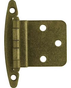 """Burnished Antique Brass 2-3/16"""" [57.00MM] Non Self-Closing Hinge by Liberty - H00930C-AB-C5"""