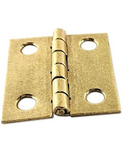 Polished Brass Mortise Hinge by Rockford Process sold in each