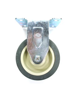 "6C5240R01PPPG 4"" No Brake No Swivel 275 lb Caster"