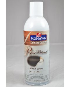 Mohawk Perfect Blend® Aerosol Nitrocellulose Lacquer 80 Sheen Clear Gloss 13.5 Ounces