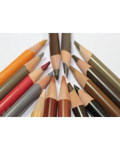 Mohawk Graining Pencil Color Assortment 14 Pack