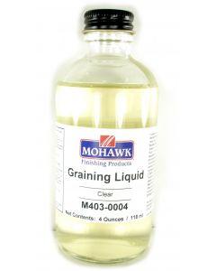 Mohawk Graining Liquid 4 Ounces