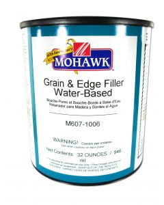 Mohawk Finishing Products Grain Filler 1 Quart Natural Water Based