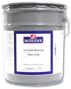 Mohawk Lacquer Reducer 5 Gallons