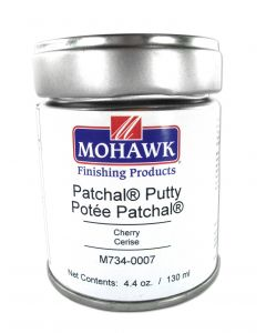 Mohawk Finishing Products Patchal Wood Putty Cherry 4.4 oz. - M734-0007