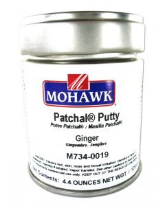 Mohawk Finishing Products Patchal Wood Putty Ginger 4.4 oz - M734-0019