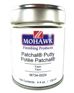 Mohawk Finishing Products Patchal Wood Putty Fawn 4.4 oz. - M734-0024