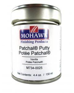 Mohawk Finishing Products Patchal Wood Putty Vanilla/Soji 4.4 oz. - M734-0025