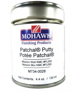 Mohawk Finishing Products Patchal Wood Putty Mission Wall #fl050 4.4 oz. - M734-0028