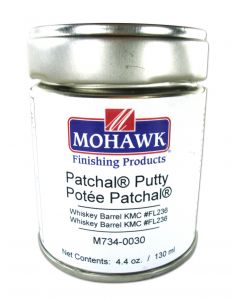 Mohawk Finishing Products Patchal Wood Putty Whiskey Barrel #fl236 4.4 oz. - M734-0030