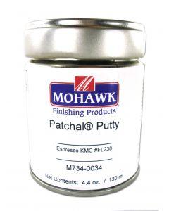 Mohawk Finishing Products Patchal Wood Putty Espresso #fl238 4.4 oz. - M734-0034
