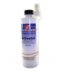 Mohawk Finishing Products Industrial Grade Instant CA Glue Activator 5.7 Oz