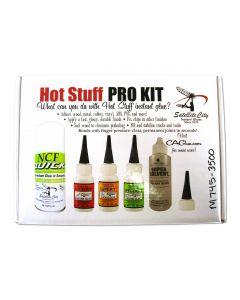 Satellite City Hot Stuff Instant CA Glue Kit
