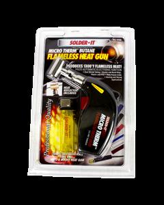Micro-Therm Flameless Rechargeable Butane Heat Gun - M900-3215