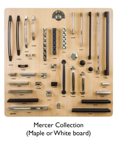 Top Knobs Mercer Collection Display Board on Maple